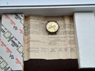 Часы Ракета-50 лет Победы (коробка,паспорт)