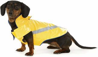 Новая куртка дождевик Hotel Doggy p.L