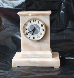 Часы СССР каминные настольные Молния