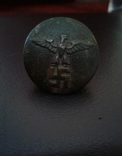 Німецька мундирна пуга 3 рейху (чиновника)(НСДАП)