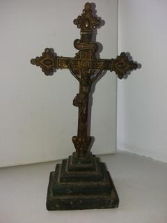 Старинный престольный крест
