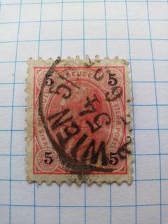 Австрия 1890 год