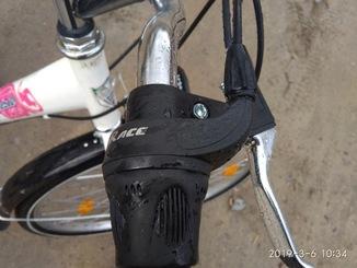 Велосипед McKenzie city-100 колеса- 26'' из Германии