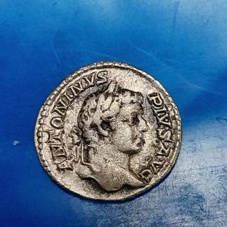 Каракалла (Septimius Bassianus Caracalla) Денарій 198 - 217 рр