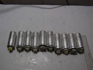Электролитические конденсаторы К 50-7 ; 100 мКф х 450 вольт. 10 штук.