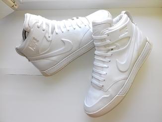 Кроссовки Nike из Натуральной Кожи (Розмір-40-26)