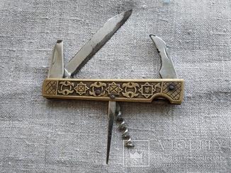 Складной нож Заря Давыдково СССР