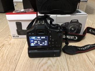 Продам Canon EOS 550D Body + бонусы