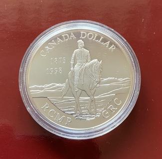 Canada 1 dollar 1998