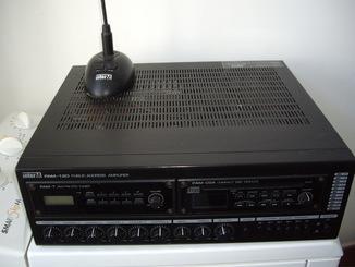 Трансляционный усилитель INTER-M PAM-120
