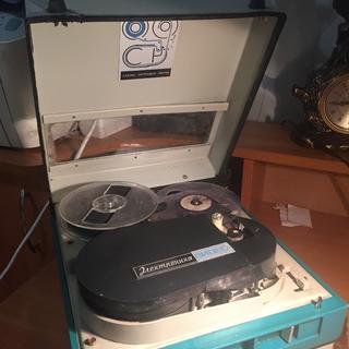 Видеомагнитофон Электроника-501 видео