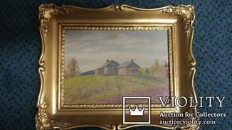 Смоликов А.К. Русский художник до 1917 г. подпись