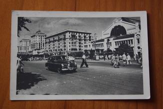 Киев. Хрещатик. 1955. редкая Тир 10 тыс
