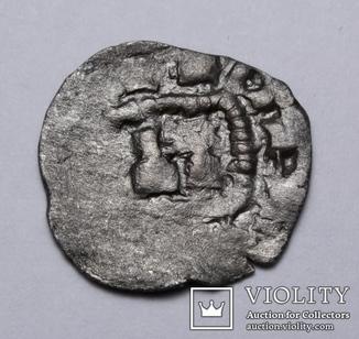 Італія, м.Лукка, срібний денарій Генріха ІІІ-V, 1039-1125р.
