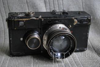 Фотоаппарат Contax № X 62436, Sonnar 2/5 cm № 1518461 №3