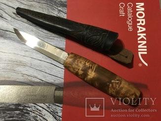 Финский нож пуукко, handmade Финляндия