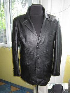Кожаная мужская куртка - пиджак ALAK Leather Collection. Италия.  Лот 633