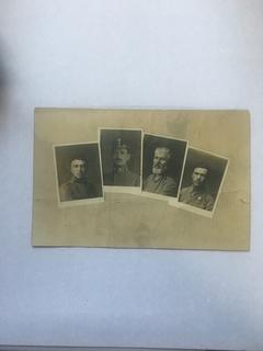Листівка УСС.Шлемкевич 1917 рік