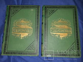 1889 Стихотворение Розенгейма в 2 томах