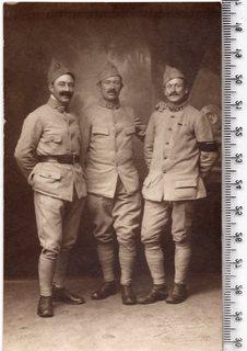 Военные. Первая мировая война.