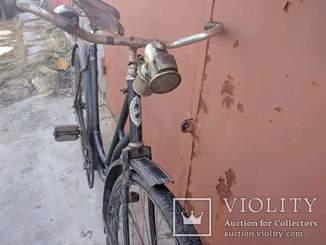 Довоєнний велосипед Brennabor