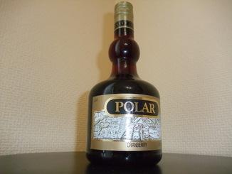 "Ликер ""POLAR"" клюква 29% .Финляндия.80-е года ХХ века."
