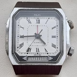 Часы Полет Poljot будильник made in USSR