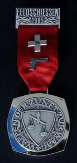 Стрелковая Медаль, Швейцария