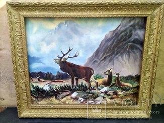 Картина, охота № 22