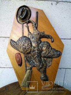 Часть коллекции охот-трофеев №10