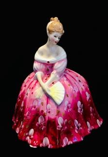"""Victoria"" Royal Doulton. 1972 год"
