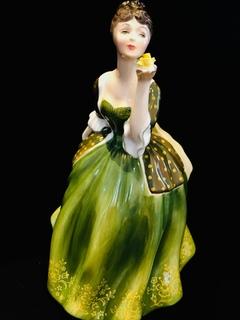 """""""Fleur"""" Royal Doulton 1967 год"""