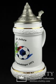 Коллекционная пивная кружка. Германия. (0228)