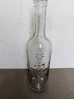 Пляшка Jan Muszynski, Lwow