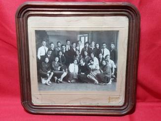 Фото в рамке .