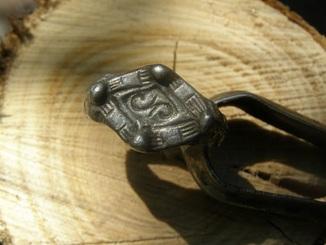 Перстень периода КР с Тамгой