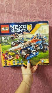 Конструктор Lego Nexo Knights Устрашающий разрушитель Клэя 70315