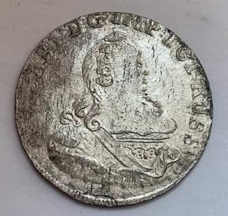 6 Грошей 1759г.