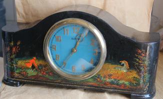 Часы Мстера, Конек-горбунок