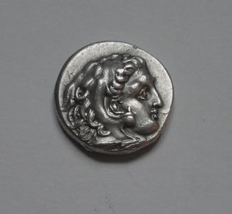 Алесандр ,Сарды ,драхма 323-315 до н,е,