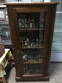 Коллекция мини бутылочек миньон 500 штук