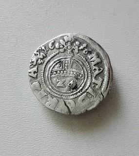 Грошен графство Липпе 1616 г