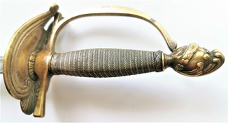 Шпага 1800 год Франция