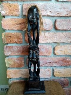 Африканская статуэтка(дерево)