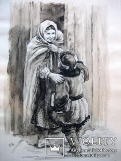 Худож. Кравченко -  ілюстрація до книги