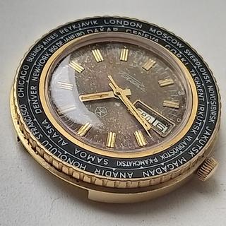 Часы Ракета-города Au5