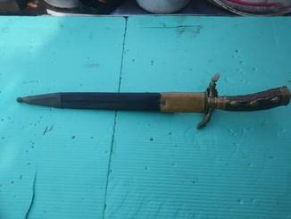 Егерский нож- Хиршвангер