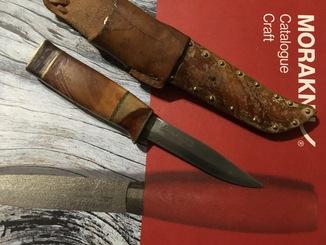 Нож Mora Froast  Швеция  ламинат