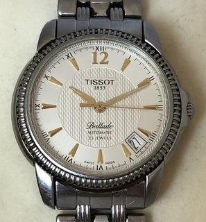 Часы Tissot Ballade ref.c 279/379 c