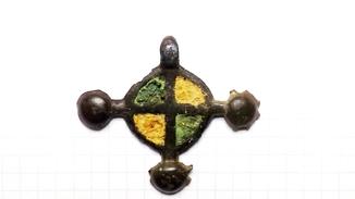 Большой крест Киевская к-ра